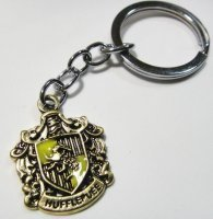 Брелок Harry Potter Hufflepuff  Metal KeyChain