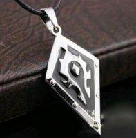 Медальон World of Warcraft Horde Retro