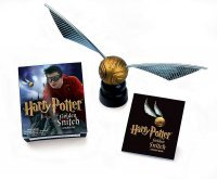 Фигурка Harry Potter - Golden Snitch Sticker Kit (Miniature Editions)