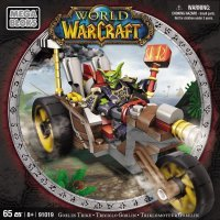 Mega Bloks World of Warcraft:  Goblin Trike Set