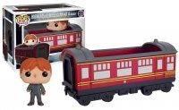 Фигурка POP Rides: Harry Potter - Hogwarts Express Train car with Ron Weasley Action Figure