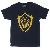 Футболка World of Warcraft Mists of Pandaria Alliance Faction Logo Premium (размеры S,L)