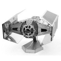Metal Earth 3D Model Kits Star Wars Vader  Fighter