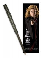 Ручка палочка Harry Potter - Hermione Wand Pen and Bookmark + Закладка