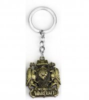 Брелок - World of Warcraft Alliance Metal Bronze