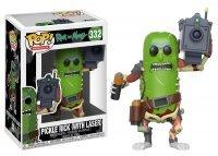 Фигурка Funko Pop! Rick & Morty - Pickle Rick with Laser