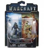 Фигурка Warcraft Movie - ALLIANCE SOLDIER VS HORDE WARRIOR Figure set