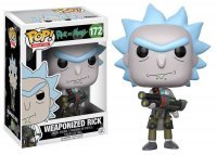 Фигурка Funko Pop! Rick & Morty - Weaponized Rick