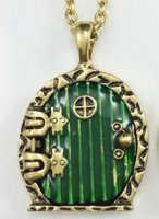 Медальон Властелин колец - Hobbit Door