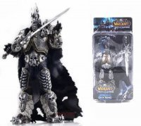 NECA World of Warcraft Arthas Menethil The Lich King Figure Артас