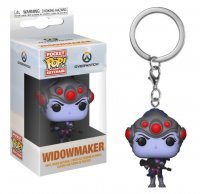 Брелок - Funko Pocket Pop! Overwatch Keychain - Widowmaker