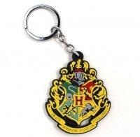 Брелок Harry Potter 3D Двухсторонний Объемный Хогвартс - Hogwarts