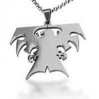 Медальон StarCraft 2 Terran  Necklace (цвет: серебро)