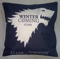 Наволочка Game of Thrones  (Cotton & Linen) STARK