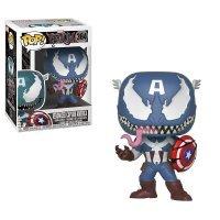 Фигурка Funko POP Marvel - Venom Venomized Captain America