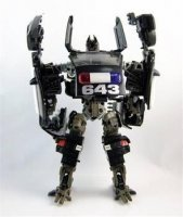 Фигурка Transformers Decepticon Barricade  robot Action figure