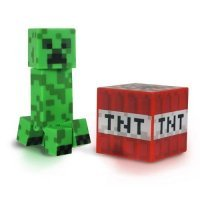 Набор игрушек Minecraft Green Creeper