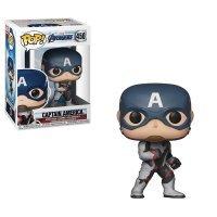 Фигурка Funko Marvel: Avengers Endgame - Captain America фанко капитан америка
