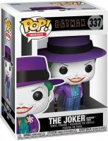 Фигурка Funko Pop Heroes: Batman 1989 - Joker with Hat Джокер фанко