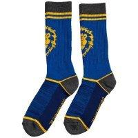 Носки Альянс Mens Alliance World of Warcraft Gamer Crew Socks