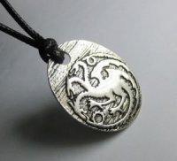 Медальон Game of Thrones Targaryen #2