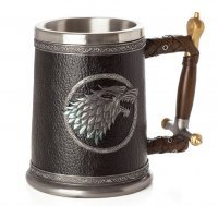 Кружка Game of Thrones House Stark Mug Игра престолов Дом Старк Лютоволк