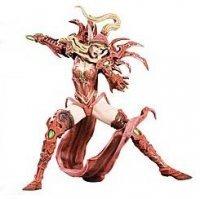 World of Warcraft® Action Figure – Blood Elf Rogue -Valeera Sanguinar